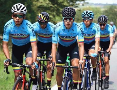 Selección Colombia tiene nómina definitiva para el Tour de L'Avenir 2020