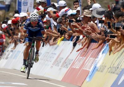 Oscar Sevilla vendrá a luchar por el cetro de la 57 edición de la Vuelta Ciclista a Venezuela 2020