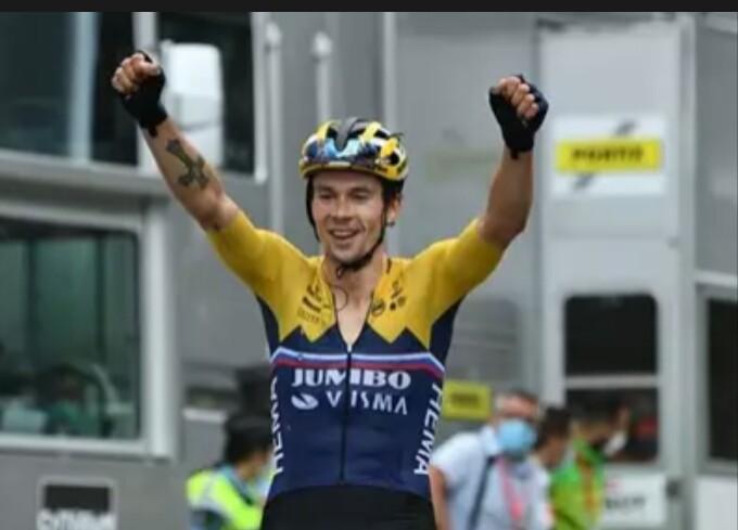 Roglic gana en el Col de Porte y toma el mando en el Dauphiné