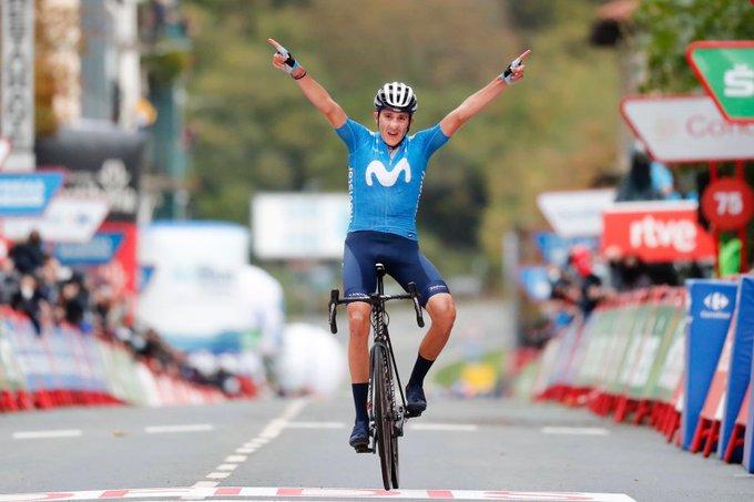 Marc Soler gana la 2da etapa de la Vuelta a España