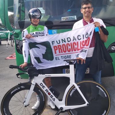 Team Atlético Venezuela amplio favorito en el Campeonato Nacional de Ruta y Vuelta Ciclista a Venezuela
