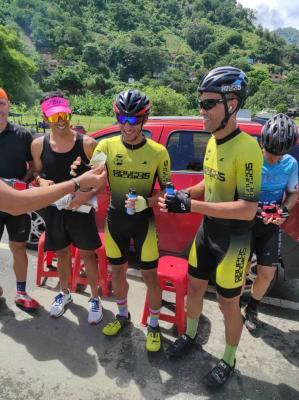 Team DEGIO FIVE DG5 a la batalla en el Campeonato Nacional de Ruta y Vuelta Ciclista a Venezuela