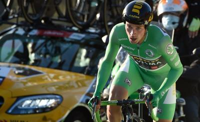 Esloveno Primoz Roglic gana la crono etapa 13 de la Vuelve a España y recupera el liderato