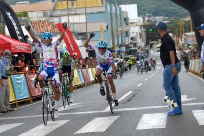 Robert Sierra se erigió Campeón Nacional de Ruta en Venezuela