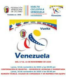 Resultados Oficiales 57 Vuelta ciclista a Venezuela