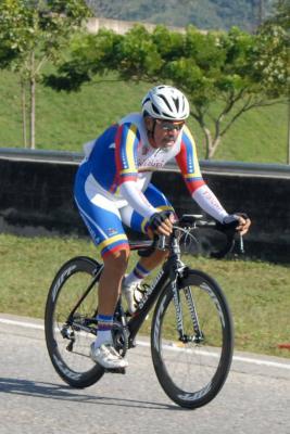 Venezuela tiene sus siete campeones nacionales de Ruta en la modalidad Contrarreloj Individual categoría Máster