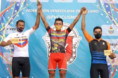 Apureños obtuvieron cuatro títulos en la Vuelta Ciclista Máster a Carabobo