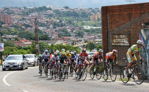 Entre jueves y viernes estarán 8 divisas en el estado Tachira para correr la Vuelta