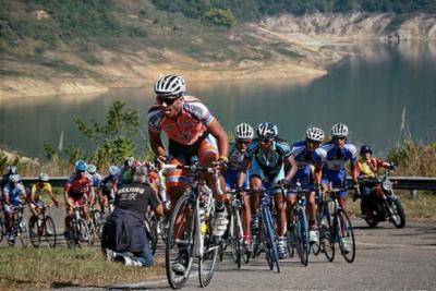 Recorrido de la Vuelta al Táchira 2021 piedra de tranca para la organización