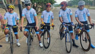 Ciclistas guatemaltecos son excluidos en Vuelta al Táchira por supuestos casos positivos por covid-19