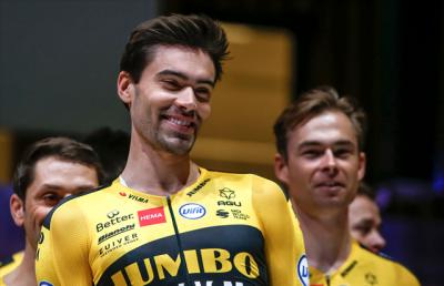 Tom Dumoulin, desanimado por su rendimiento, se retira temporalmente del ciclismo