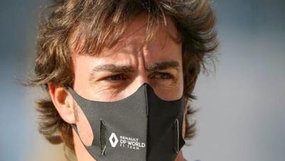 Fernando Alonso  alimenta rumores sobre su posible entrada en el ciclismo