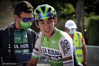 Orluis Aular correrá este domindo El Gran Premio Ciclístico Le Marseillase en Francia