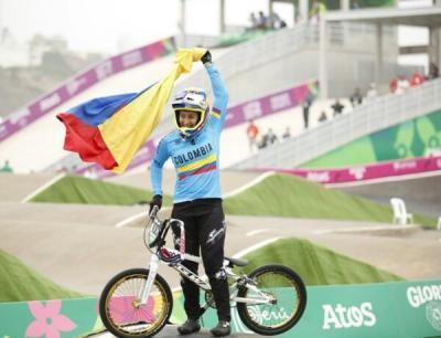 Colombia será sede de Copa Mundo Supercross de BMX