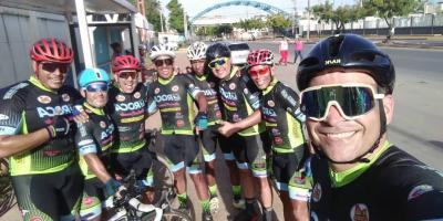 """El Team """"La Roca"""" Representará a Monagas en la Vuelta a Barinas"""