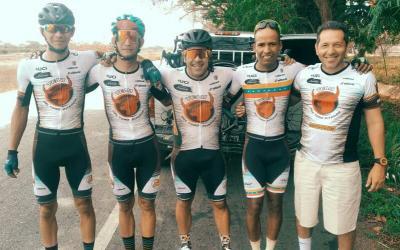 """""""Team del Toro Pitador"""" nuevo equipo Ciclista del Estado Monagas"""