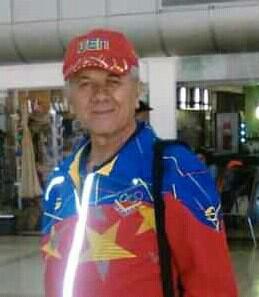 Armando Leonett repite como presidente de la Asociación de Ciclismo del estado Anzoátegui