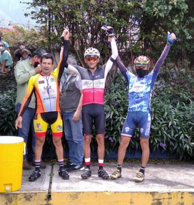 Con todo éxito se realizó I Clásico de Ciclismo de MTB en Tovar Aniversario de radio Mocotíes 104.9 FM