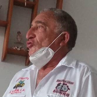 Domingo Pérez fue ratificado al frente de Asociclismo Guárico