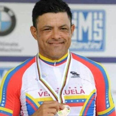 Paraciclista Venezolano Victor Hugo Garrido de 15 en la actualización del Ranking UCI publicada este 18 de Mayo de 2021
