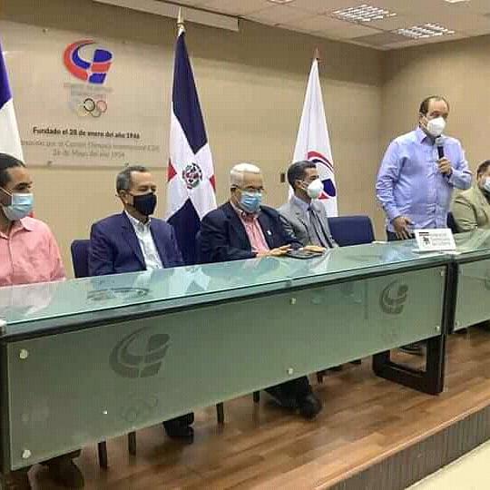 Presentado Campeonato Panamericano de ciclismo de ruta en Republica Dominicana.