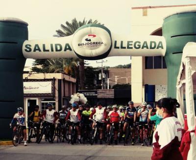 Con todo éxito se efectuó en Margarita, el festival Ciclistico 84 aniversario de la Guardia Nacional Bolivariana.