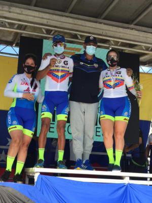 Ciclistas Monaguenses se bañaron de Oro y Plata en el Campeonato Nacional Master  en el Edo Cojedes