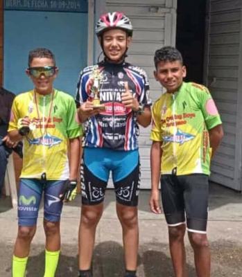 El Edo Sucre con Aron Romero a ganar el Campeonato Nacional Infantil