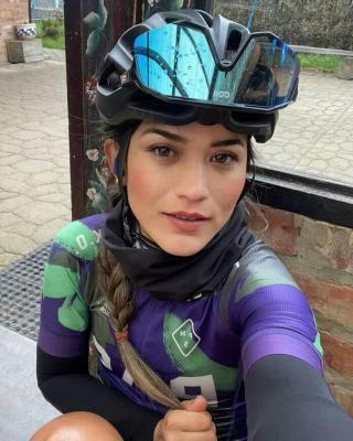 Ciclista Venezolana Lilibeth Chacon correrá la Vuelta Femenina a Colombia