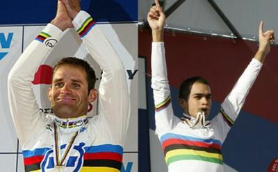 Santiago Botero y Fabio Duarte. Dos arcoíris colombianos