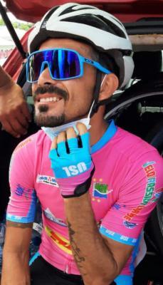 Ciclista Venezolano José Alarcón regresa al ciclismo tras su prematuro retiro