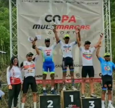 Ciclistas Monaguenses hicieron Podios en  Clásico Ciclistico Nacional Multimarcas Sport en Caracas